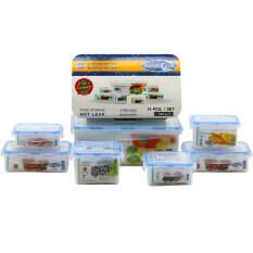 ซื้อ Super Lock Micron Ware 5015 14 Super Lock Set 14 ชิ้นรวมฝา ใน Thailand