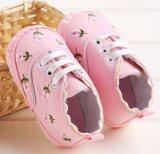 ราคา Sureshopping รองเท้าเด็ก รองเท้าหัดเดิน รองเท้าทารก เด็กผู้หญิง สีชมพู ลายดอกไม้ ใน กรุงเทพมหานคร
