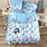 ราคา Sweet Kipชุดผ้าปูที่นอน6ฟุต พร้อมผ้านวม5ชิ้น ลายกราฟฟิก สีฟ้า เทา ออนไลน์ กรุงเทพมหานคร