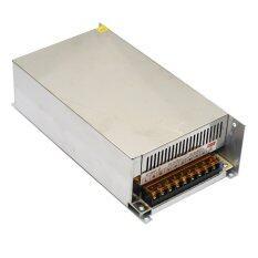 Switching Power Supply สวิทชิ่ง เพาวเวอร์ ซัพพลาย 24 VDC 20A - Silver