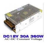 ราคา Switching Power Supply Dc 12V 30A 360W สำหรับกล้องวงจรปิด 10 30 ตัว เป็นต้นฉบับ Unbranded Generic