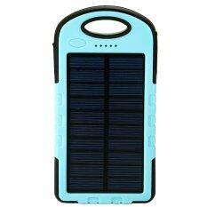 ขาย Swn Power Bank Solar แบตสำรองมือถือโซล่า 50000 Mah รุ่น Cc1 Blue Swn เป็นต้นฉบับ