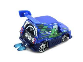 Sworld Pixar Cars 2 DJ Diecast Metal carros miniatura seus maisto trem eletrico miniature trucks toy cars hot sale baby gift baby toys (Intl)