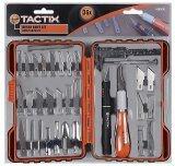 ซื้อ Eshoppingth Tactix คัตเตอร์แกะสลัก 36 ชิ้น เซ็ต 263015 ใหม่