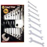 ราคา Tactix ประแจปากตายชุด 372408 8 ตัว ที่สุด