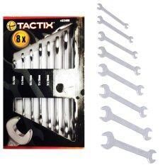 ซื้อ Tactix ประแจปากตายชุด 372408 8 ตัว ถูก ใน สมุทรปราการ