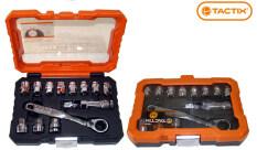 ส่วนลด Tactix 900314 Socket Set And Driver Ratchet ชุดบล็อกและด้ามข้อต่อ 3 8 Tactix กรุงเทพมหานคร