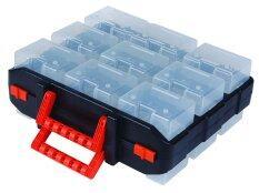 ซื้อ Eshoppingth Tactix กระเป๋าเครื่องมือใหญ่ 18 ช่อง 13 นิ้ว ปรับได้ รุ่น 320602 สีดำ สีส้ม Tactix ออนไลน์
