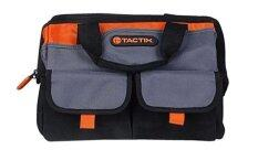 ขาย Eshoppingth Tactix กระเป๋าเครื่องมือช่าง 12 รุ่น 323145 สีดำ สีส้ม ถูก ใน กรุงเทพมหานคร