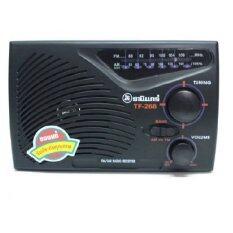 ราคา Tanin ธานินวิทยุ หิ้วได้ เน้นฟัง Fm Am คลื่นชัด หาคลื่นง่าย เสียงดี วัสดุแข็งแรงทนทาน Tf 268 ดำ ออนไลน์