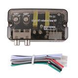 ตัวแปลงTd 22 Audio Level Converter Converts High Vf To Low Vf Auto Car Rca Stereo Speaker Level Converter เป็นต้นฉบับ