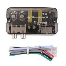 ซื้อ ตัวแปลงTd 22 Audio Level Converter Converts High Vf To Low Vf Auto Car Rca Stereo Speaker Level Converter Thailand