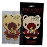 ส่วนลด สินค้า Ted A Car แผ่นหอมปรับอากาศ กลิ่นอโรมา สปา 2 ชิ้น