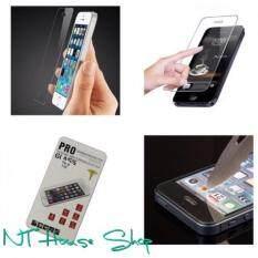 ราคา Tempered Glass Iphone Se 5S 5 5Cกระจกนิรภัย ฟิล์มกันรอย 26Mm 2 5D ขอบมน เป็นต้นฉบับ Unbranded Generic