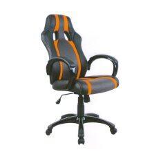 โปรโมชั่น Tgcf เก้าอี้นักแข่ง รุ่น Tgfy 1510 สีดำ ส้ม Tgcf ใหม่ล่าสุด