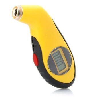 Thaivasion อุปกรณ์วัดความดันลมยางรถยนต์แสดงผลระบบดิจิตอล