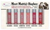 ส่วนลด The Balm Meet Matte Hughes 6 Mini Long Lasting Liquid Lipstick Set The Balm