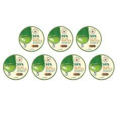 ส่วนลด The Saem Jeju Fresh Aloe Soothing Gel 99 แพ็ค 7 กระปุก