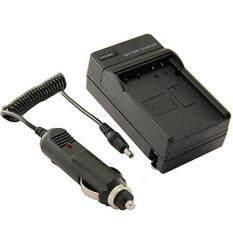 ที่ชาร์จแบตเตอรี่กล้อง Battery Charger for LP-E17 แท่นชาร์จในบ้านและรถยนต์