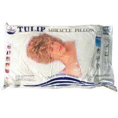 ขาย ทิวลิป หมอนสูญญากาศ หมอนหนุน หมอนหนุนสูญญากาศ Tulip Miracle Pillow กรุงเทพมหานคร ถูก