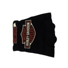 ขาย ถุงมือแบบครึ่งมือ Harley Davidson