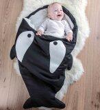 ขาย ถุงนอนเด็กรูปปลา ถุงนอนปลาฉลาม ถุงนอนสำหรับเด็ก ของใช้เด็กแรกเกิด ที่นอนเด็กทารก สีดำ Unbranded Generic เป็นต้นฉบับ