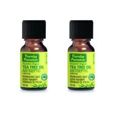 ส่วนลด Thursday Plantation Tea Tree Oil Multipurpose Liquid 10 Ml X 2 ขวด Thursday Plantation