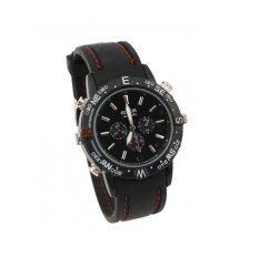 TKspyShop กล้องนาฬิกาข้อมือ กันน้ำWD02-32GB (สีดำ)
