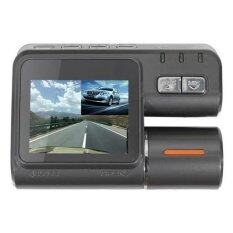 TKspyShop กล้องติดรถยนต์ i1000l 2กล้อง หน้า-หลัง