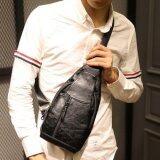 ส่วนลด Tokyo Boy กระเป๋าหนัง คาดอก สะพายไหล่ผู้ชาย รุ่น Ne555 สีดำ