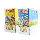 ขาย Tomi Liquid Snack โทมิ ขนมแมวเลีย รสแซลมอน 11 กล่อง รสไก่และตับ 11 กล่อง ถูก ไทย