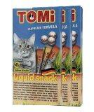 ส่วนลด Tomi Liquid Snack โทมิ ขนมแมวเลีย รสแซลมอน อินูลิน 3 กล่อง ไทย