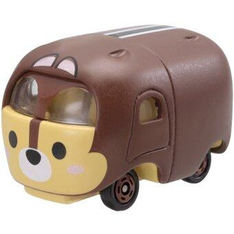 Tomica Disney Motors Tsum Tsum Chip (Brown)