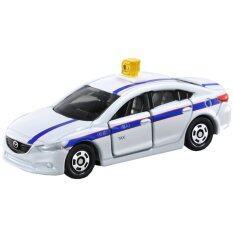 Tomica No 62 รถเหล็ก Tomica No 62 Mazda Atenza Owner Driver Taxi White ไทย