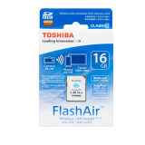 ขาย Toshiba Flashair Wireless Sd Card 16Gb ใหม่
