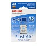 Toshiba Flashair Wireless Sd Card 32Gb ใหม่ล่าสุด