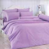 ซื้อ Toto ชุดเครื่องนอน ลายสีสรร ผ้าปู นวม รุ่น สีม่วงอ่อน Toto Color Palette Bed Sheet No Light Purple ถูก ใน กรุงเทพมหานคร