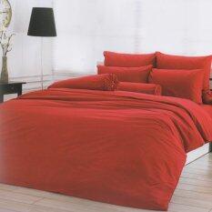 ราคา Toto ชุดเครื่องนอน ลายสีสรร ผ้าปู ผ้านวม รุ่น สีแดง Toto Color Palette Bed Sheet No Red ออนไลน์