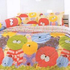ขาย Toto โตโต้ ชุดเครื่องนอน ลายเทรนดี้ ผ้าปู รุ่น Tt371 Toto Trendy Bed Sheet No Tt371 Toto เป็นต้นฉบับ
