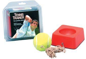 TOURNA Pete Samprass Trainerลูกเทนนิสสำหรับฝึกซ้อมสำหรับผู้เริ่มต้น