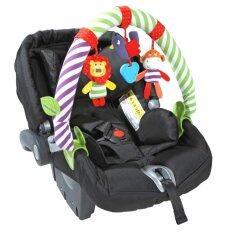 ราคา ราคาถูกที่สุด Toy โมบาย ของเล่นเด็ก ติดเปล คาร์ซีท รถเข็น ของเล่นแขวนรถเข็น Mobile Toy For Baby