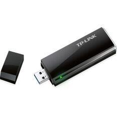 ราคา Tp Link Ac1200 Wireless Dual Band Usb Adapter รุ่น Archer T4U สีดำ ไทย