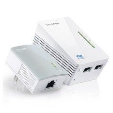ซื้อ Tp Link Wireless Powerline Extender Tl Wpa4220Kit White ออนไลน์