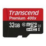 ซื้อ Transcend Microsd Sdhc Class 10 Uhs I 400X 32Gb Ts32Gusdu1 ใน ไทย