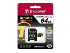 ราคา Transcend Microsdxc Class 10 Uhs I U3 633X 64Gb Ts64Gusdu3 ราคาถูกที่สุด