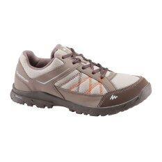 ซื้อ Travelsports รองเท้าเดินป่าสำหรับผู้ชาย Arpenaz 50 สีเบจ Travelsports ถูก
