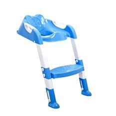 Triple3Shop บันไดห้องน้ำเด็กเล็กรูปน้องหมี สีฟ้า Triple3Shop ถูก ใน กรุงเทพมหานคร