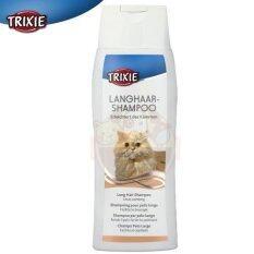 ขาย ซื้อ ออนไลน์ Trixie แชมพูสูตรอ่อนโยน สำหรับแมวขนยาว 250มล