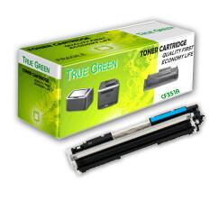 ซื้อ True Green ตลับหมึกพิมพ์เลเซอร์ Ce351A Cyan True Green ถูก