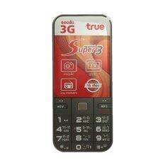 True Super 3 3Gปล็ดล๊อคUnlock Sim Black